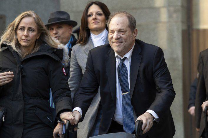 Harvey Weinstein es sentenciado a 23 años en prisión