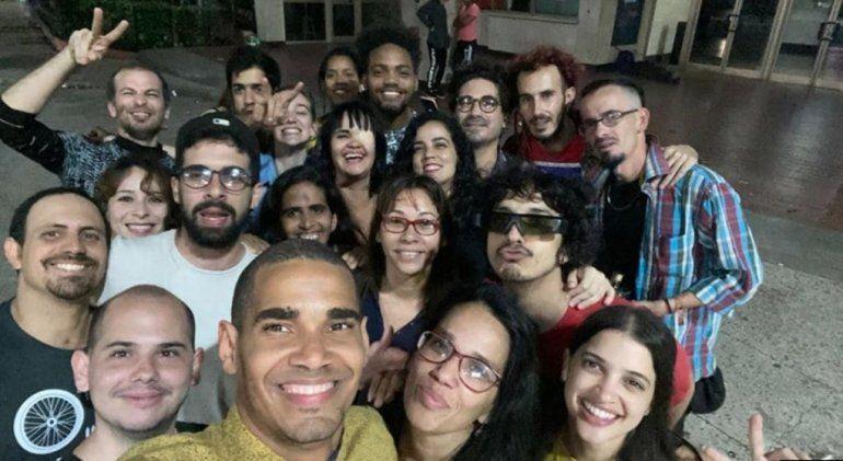 Luis Manuel Otero Alcántara tras ser liberado: Estamos cambiando Cuba y yo soy la prueba