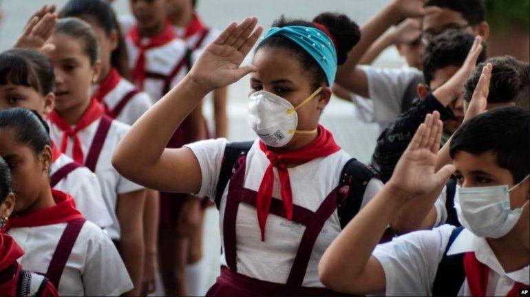 Coronavirus Cuba: 259 bajo vigilancia; no se suspenden clases, ni se cierran fronteras