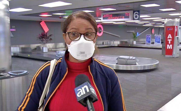 Aeropuerto de Miami no está tomando medidas de seguridad por el Coronavirus