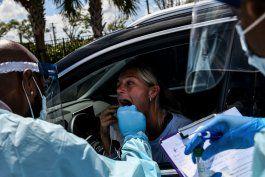 miami - dade con la situacion mas critica de casos de coronavirus en el  estado con 1,472