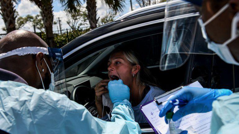 Reducen rango de edad para someterse a pruebas de Coronavirus en Miami