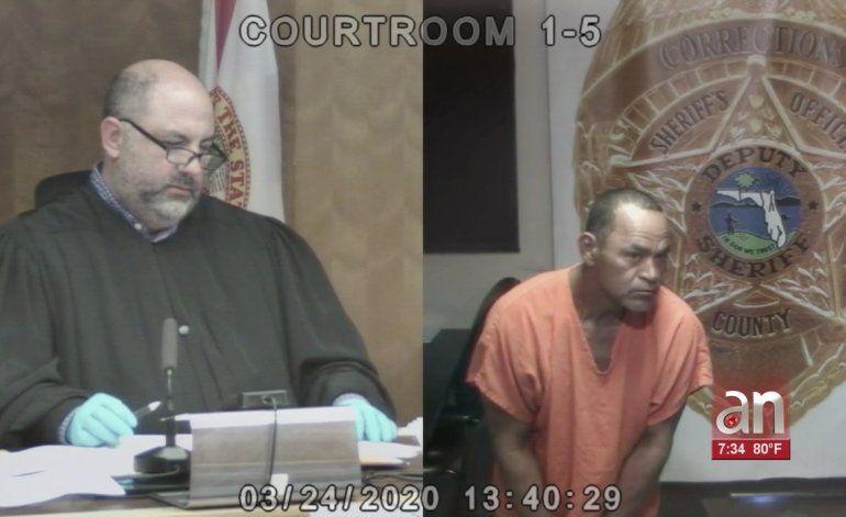 En corte un cubano de Miami acusado de secuestrar a su ex novia cuando salía del trabajo