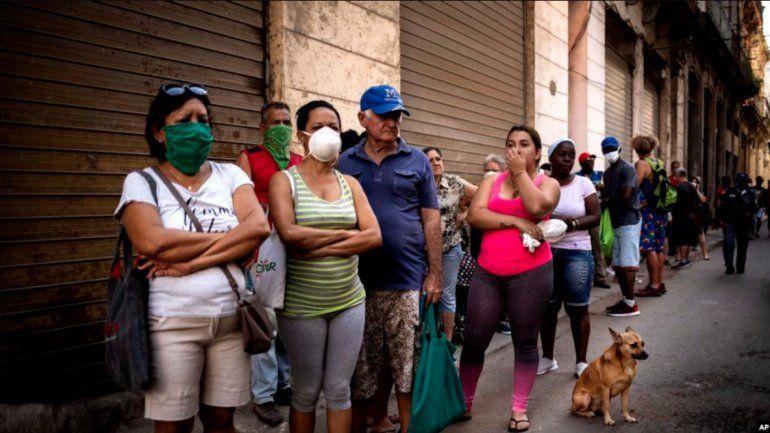 Casos en Cuba llegaron a 67 y se informó la  muerte de una segunda persona