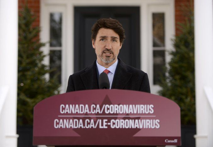 Canadá obliga el autoaislamiento a quienes regresan al país