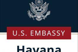 comunicado de la embajada de eeuu en cuba a cubanos
