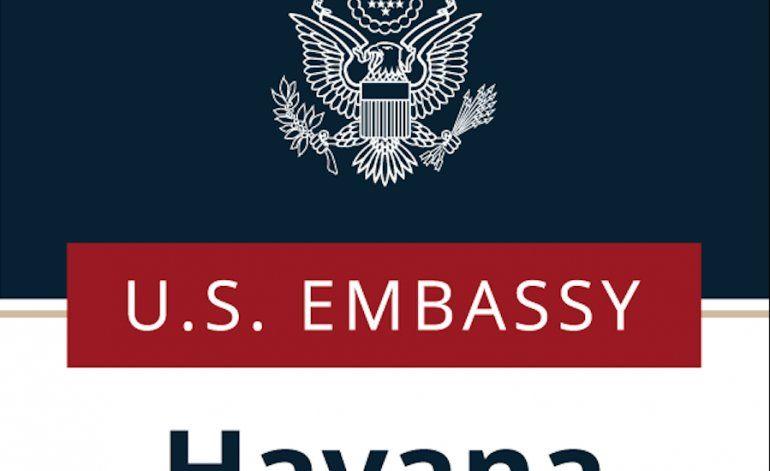 Comunicado de la Embajada de EEUU en Cuba a los cubanos con doble nacionalidad que viajen a la Isla