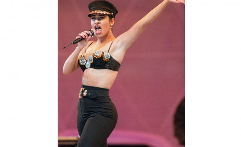 """""""Ven conmigo"""" de Selena al Registro Nacional de Grabaciones"""