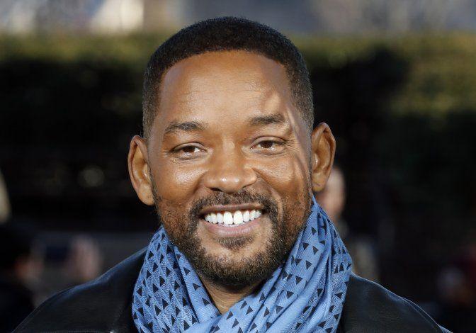 Will Smith conmovido por canción de rapero en su honor