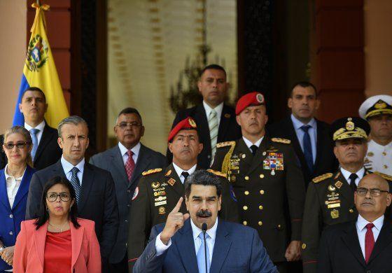 Departamento de Estado rechaza convocatoria a eleciones parlamentarias en Venezuela