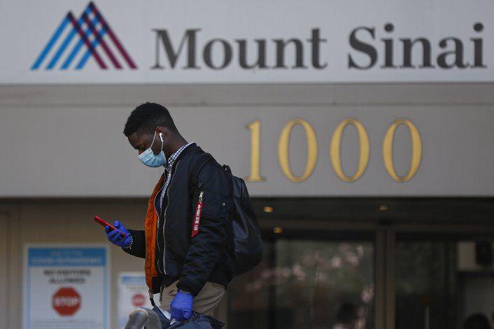 Aumentan casos de coronavirus en Nueva York