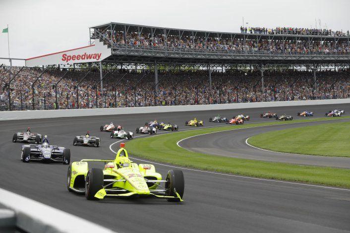 IndyCar opta por carreras virtuales debido a coronavirus