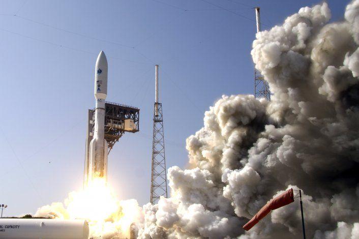 Fuerza Espacial de EEUU lanza su primera misión