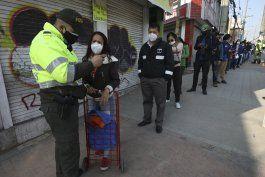 el coronavirus sigue su curva ascendente en latinoamerica