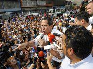 guaido urge a conformar gobierno de emergencia ante covid-19