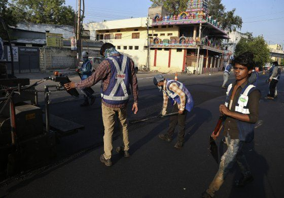India confisca hospitales para tratar a enfermos del virus