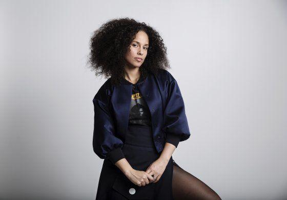Alicia Keys charla sobre momentos importantes de su vida