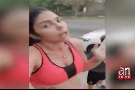 nuevos detalles sobre madre cubana que fue arrestada junto con su hijo por no usar nasobuco