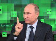 el canal oficialista ruso rt en espanol comenzo hoy lunes las transmisiones en cuba