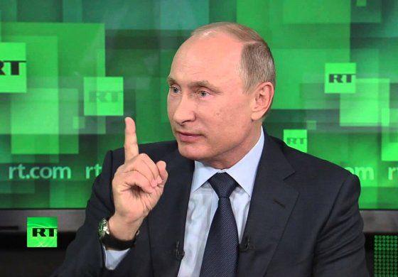 El canal oficialista ruso RT en Español comenzó hoy lunes las transmisiones en Cuba