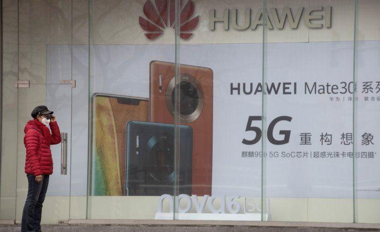 Huawei dice que más presiones de EEUU tendrían respuesta