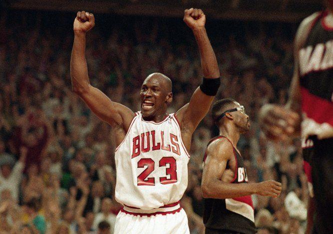 Serie sobre último título de Jordan se estrena 19 de abril