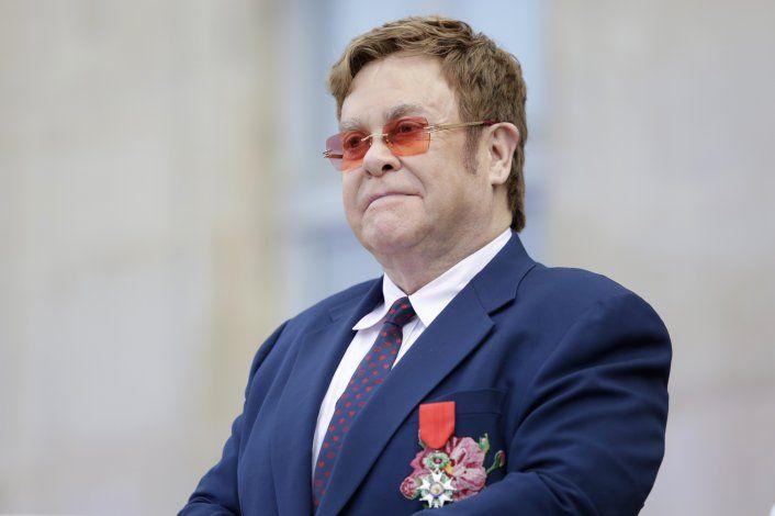 Coronavirus: Elton John recauda 8 millones; Rihanna 1 millón
