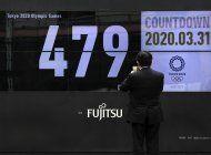 tic-tac a 2021: tokio reajusta su cuenta regresiva