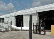 terminado el primer hospital de campana en miami