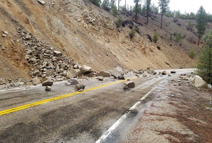 """Sismo en Idaho: """"Sentí como una ola que pasaba por el suelo"""""""