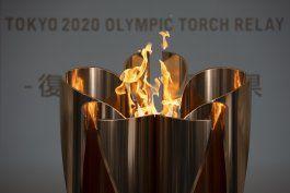 la llama olimpica pasara todo el mes de abril en fukushima