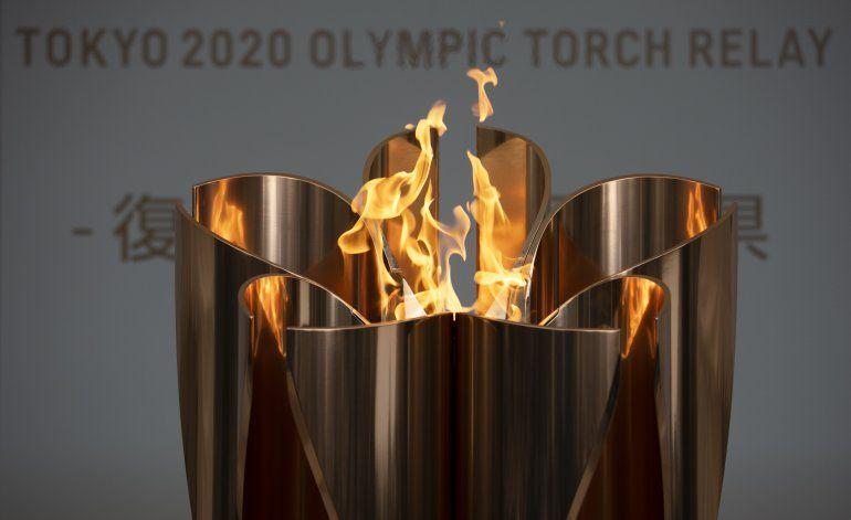 La llama olímpica pasará todo el mes de abril en Fukushima