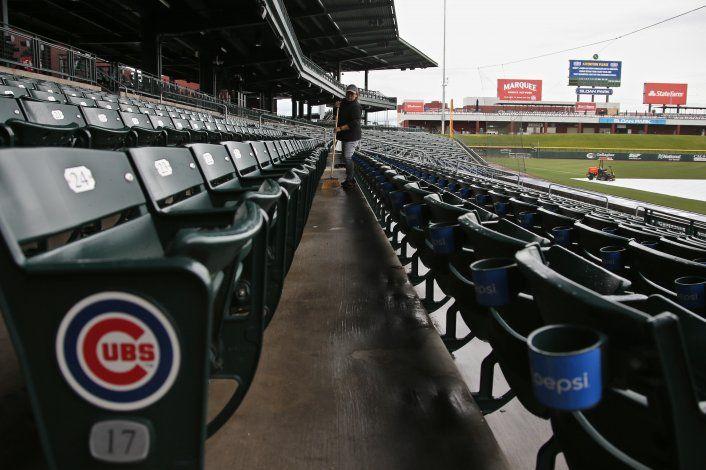 MLB cancela serie Cachorros-Cardenales en Londres