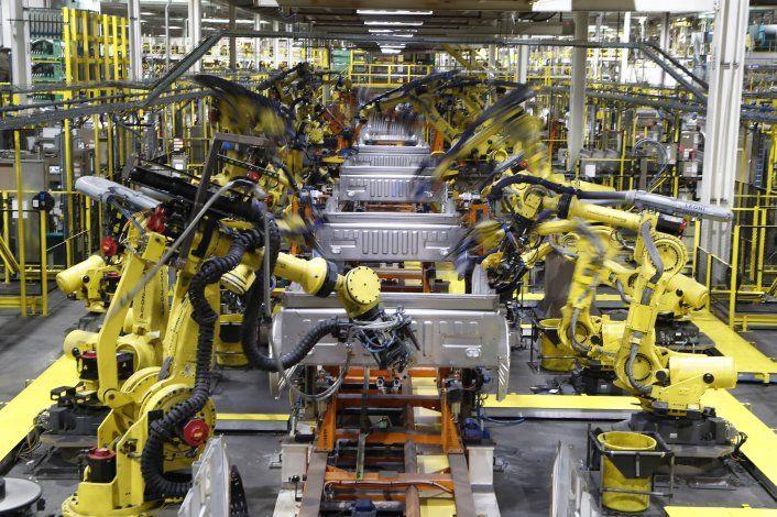 Caída de manufactura en EEUU debido a coronavirus