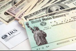 irs ofrece nuevos detalles: ¿cuando y como llegaran los cheques de estimulo economico?