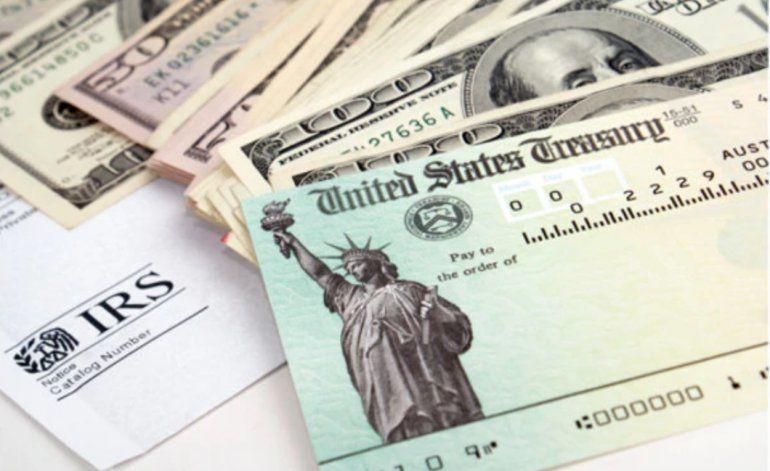 IRS comienza a enviar cheques de ayuda por Coronavirus