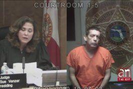 comparecio en corte un hombre de origen cubano que baleo a su vecino en westchester