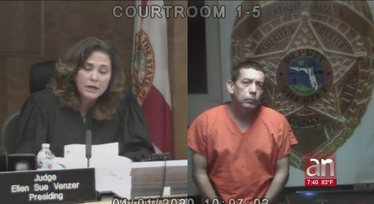 Compareció en corte un hombre de origen cubano que baleó a su vecino en Westchester