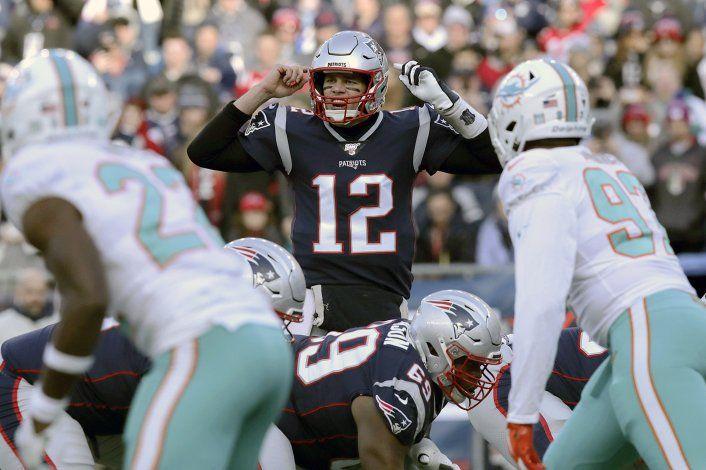 Incertidumbre sobre quarterback, novedad para Patriots