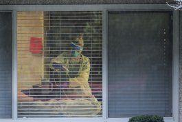 coronavirus invade hogares de ancianos de eeuu