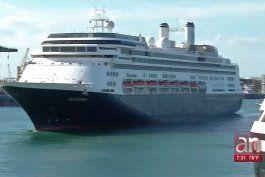 legan a fort lauderdale los cruceros zaandam y rotterdam con varios casos de coronavirus