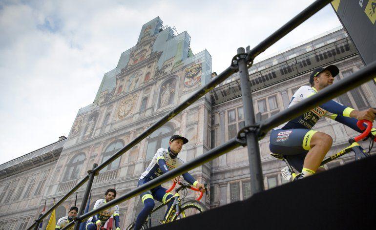 Tour de Flandes se correrá de manera virtual ante COVID-19