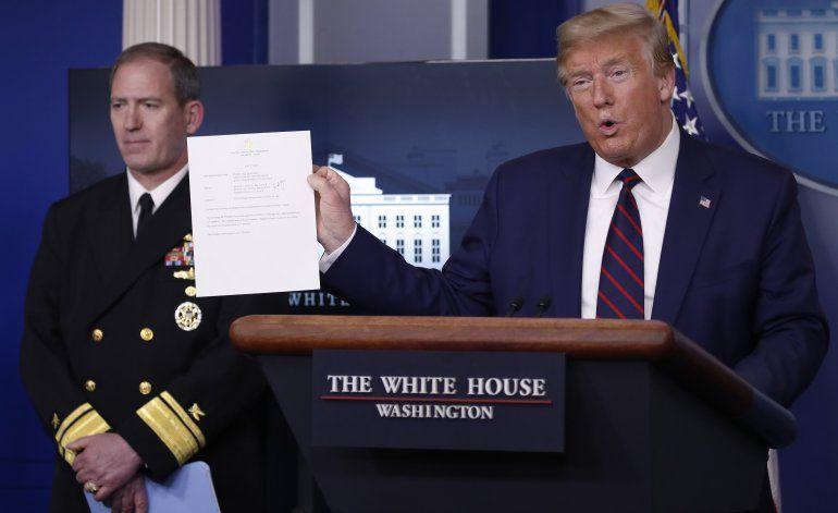 EEUU eleva protección de Trump y Pence