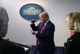 trump aprovecha crisis para avanzar en su agenda
