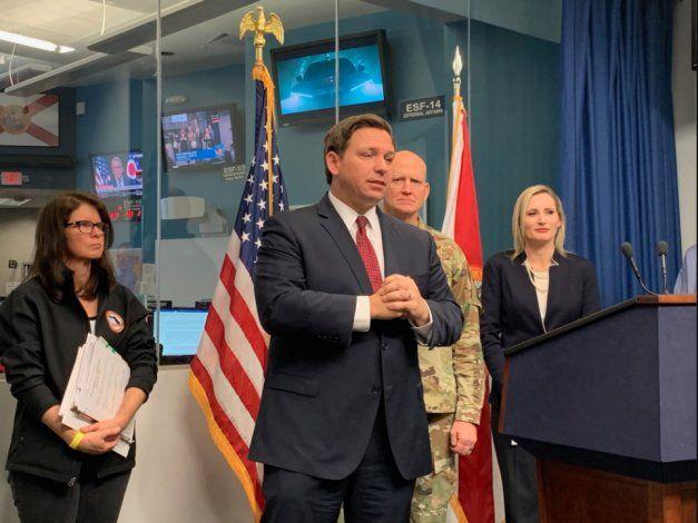 Florida gastó $ 25 millones en 2 semanas para impulsar el sistema de beneficios de desempleo