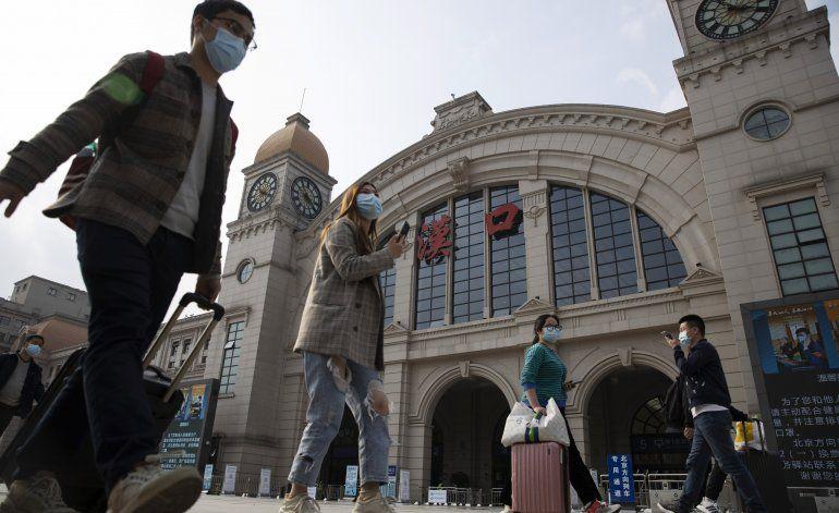 Wuhan, centro de pandemia china, levanta cuarentena