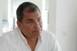 ecuador: condenan por corrupcion a expresidente correa