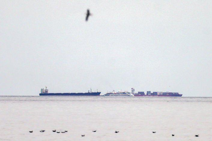 Uruguay: 128 ocupantes de crucero con coronavirus