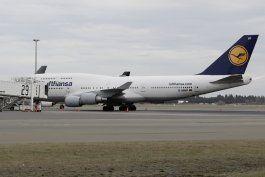 lufthansa retira aviones grandes del servicio