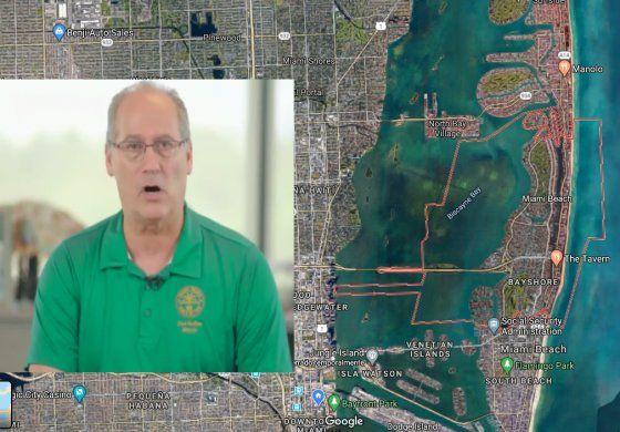 El zip code 33140 en Miami Beach una de las zonas con más casos de Coronavirus